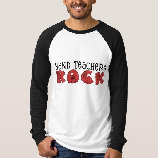 Band Teachers Rock T-Shirt