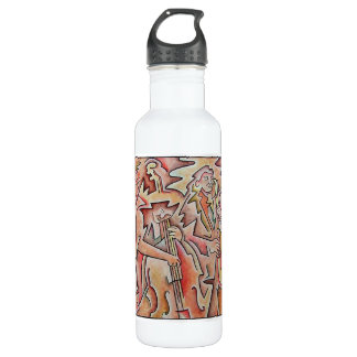 Band Water Bottle