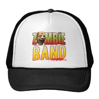 Band Zombie Head Hats