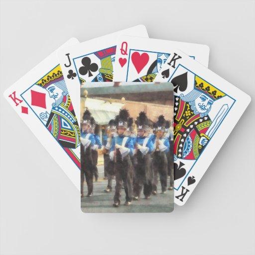 Banda Baraja Cartas De Poker