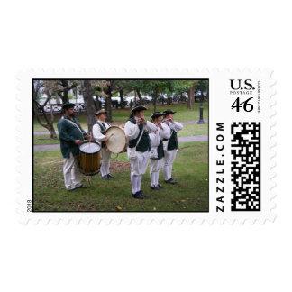 Banda colonial sellos