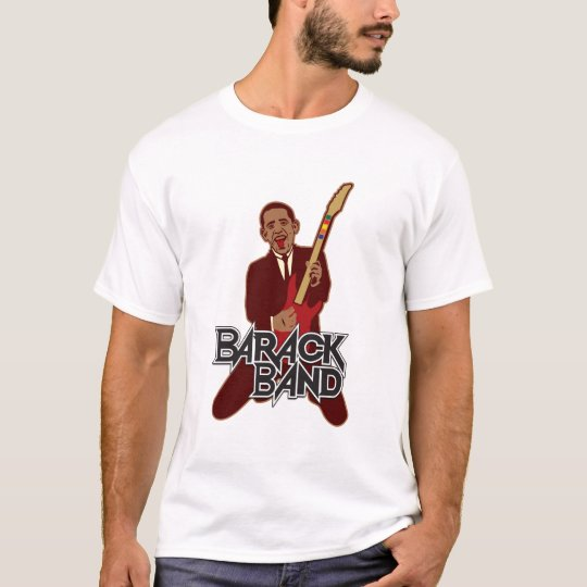Banda de Barack Playera