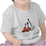Banda de Bluegrass filtrada Camiseta