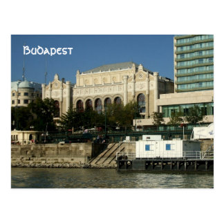 Banda de Danubio Tarjeta Postal