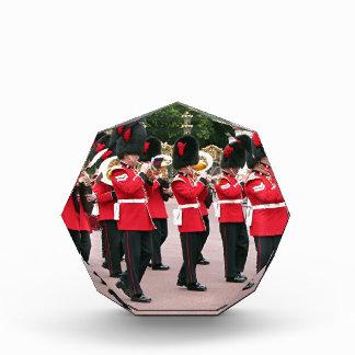 Banda de guardias, Buckingham Palace, Londres,