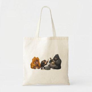 Banda de jarro del bolso de los monos bolsas