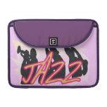 Banda de jazz Smokey Funda Para Macbooks