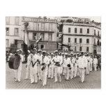 Banda de la ciudad de Argelia Philippeville del vi Tarjeta Postal