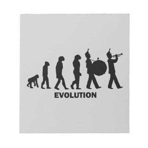 banda de la evolución bloc