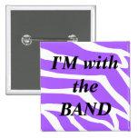 Banda de la música pins