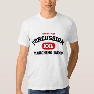 Banda de las percusiones poleras