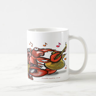 Banda de los cangrejos taza