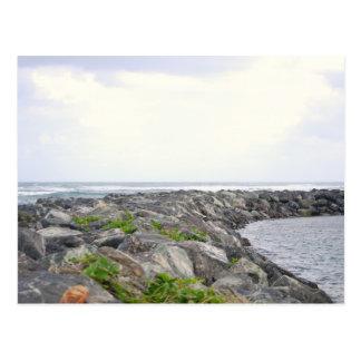 Banda de Reef_Dorado Tarjeta Postal