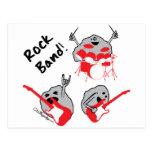 Banda de rock postal