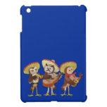 Banda del búho del Mariachi iPad Mini Cárcasa