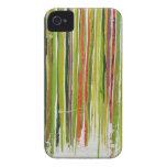 Banda del color iPhone 4 carcasa