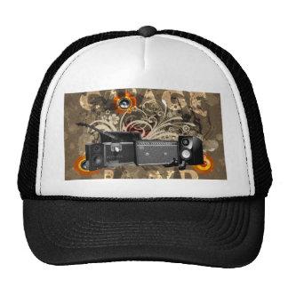 Banda del garaje gorras