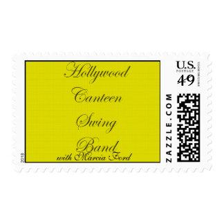 Banda del oscilación de la cantina de Hollywood - Sello