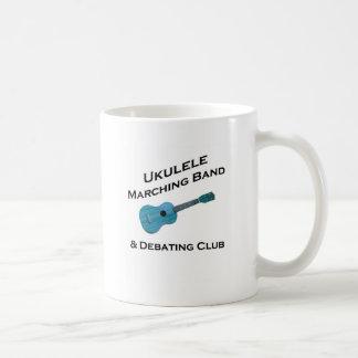 Banda del Ukulele y club de la discusión Taza