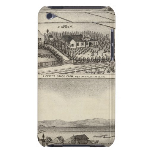 Banda, granjas de Stewart Funda Case-Mate Para iPod