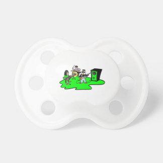 banda green.png del dibujo animado chupetes de bebe
