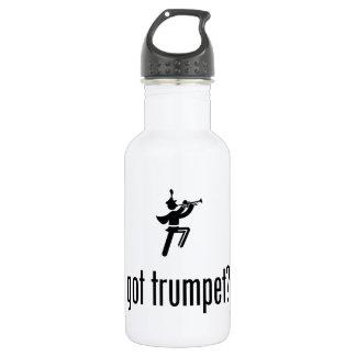Banda - jugador de trompeta