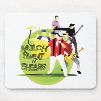 Banda Mousepad Alfombrillas De Ratón