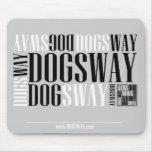 Banda oficial Merch de Dogsway Alfombrillas De Ratones