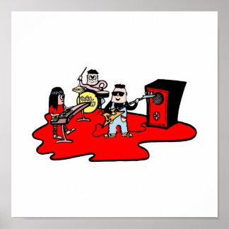 banda red png del dibujo animado impresiones