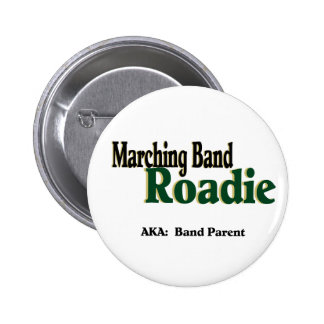 Banda Roadie Pin Redondo 5 Cm