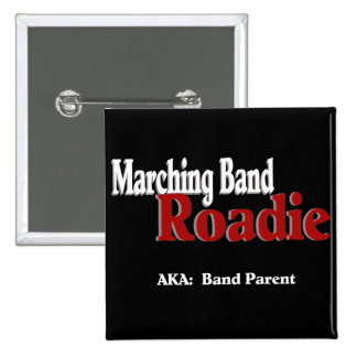 Banda Roadie Pins