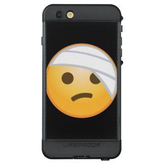 Bandage Face Emoji LifeProof NÜÜD iPhone 6s Plus Case