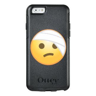Bandage Face Emoji OtterBox iPhone 6/6s Case