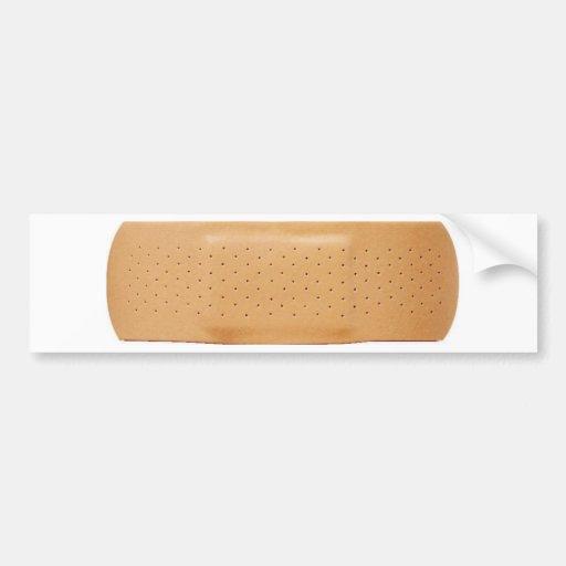 Bandage for Your Car Car Bumper Sticker