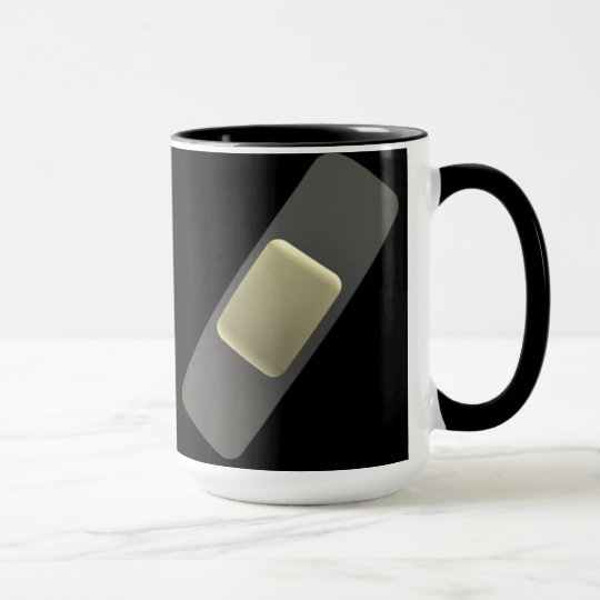 Bandage Mug - nurse doctor