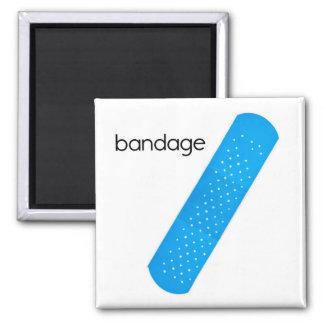 Bandage Refrigerator Magnet