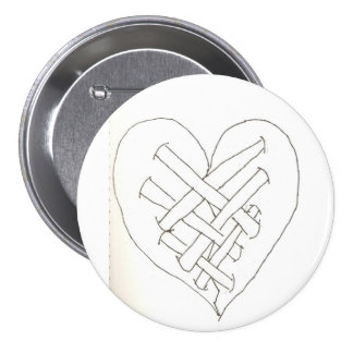 Bandaged Heart Button