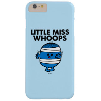Bandaged Little Miss Whoops Barely There iPhone 6 Plus Case