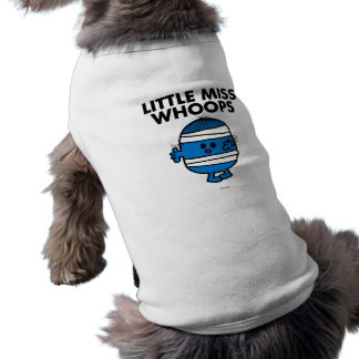 Bandaged Little Miss Whoops Doggie Tee Shirt