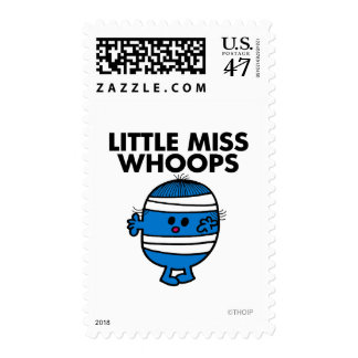 Bandaged Little Miss Whoops Postage