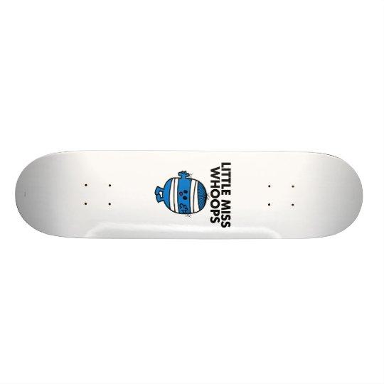 Bandaged Little Miss Whoops Skateboard Deck