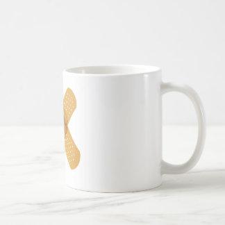 Bandages Classic White Coffee Mug