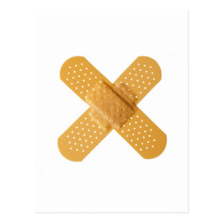 Bandages Postcard