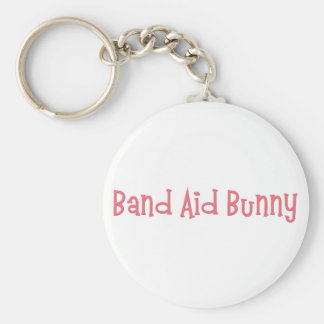 Bandaid Bunny Nurse Gifts Key Chains