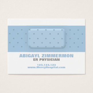 BANDAID Business Card
