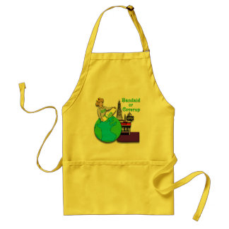 Bandaid or Coverup Aprons