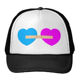 Bandaide Love Trucker Hat