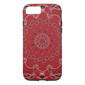 Bandana Babe iPhone 7, Tough Phone Case