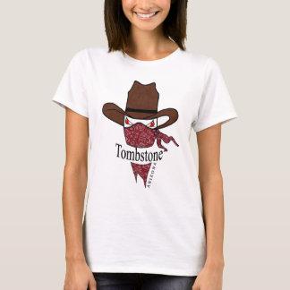 bandana bandit from Tombstone Arizona T-Shirt