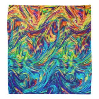 Bandana Fluid Colors